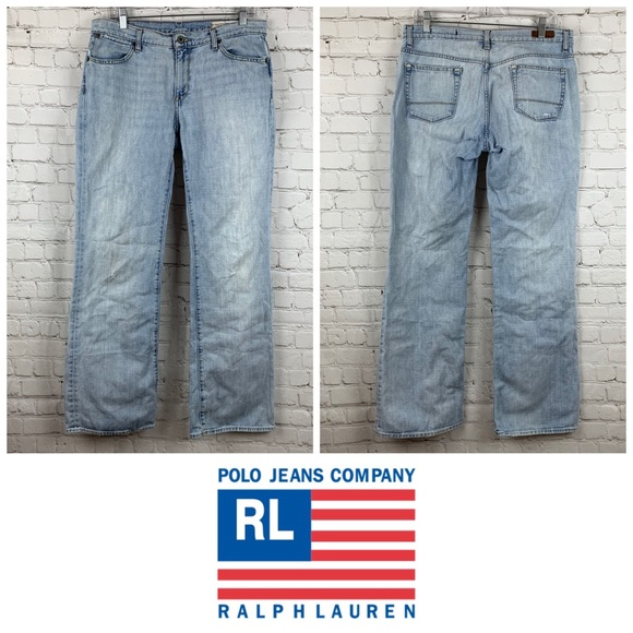 Polo Jeans Co. Kelly Stretch Fit Bootcut Jeans 👖